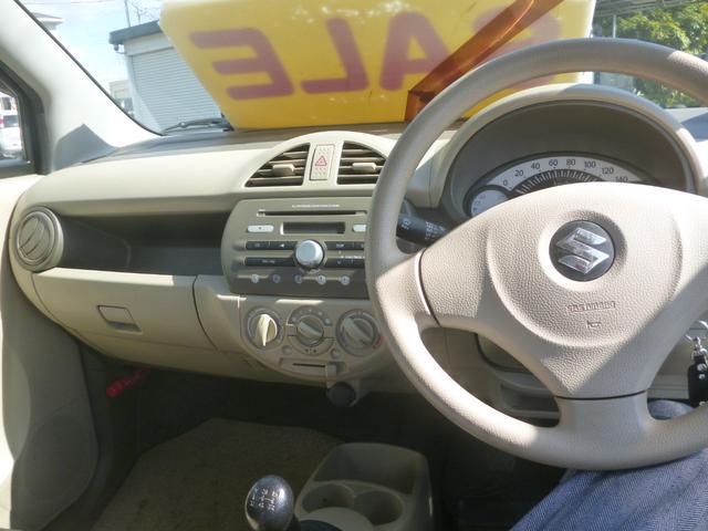 Fアンサーバックキーレス5速マニュアル車CDラジオデッキ(3枚目)