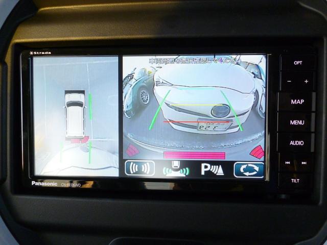 家で買えるハイブリッド4WDターボ全方位カメラ届出済未使用車(11枚目)
