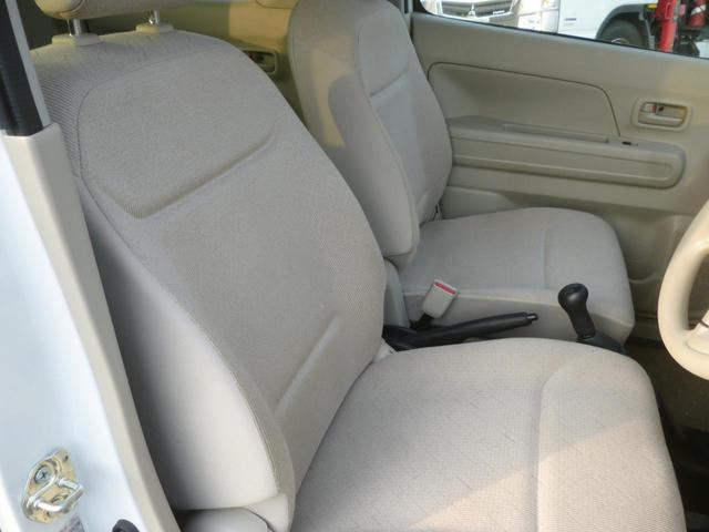 FA パールカラー フロア5速マニュアル キーレスエントリ- リアプライバシーガラス デュアルエアバック ABS 横滑り防止装置付き(15枚目)