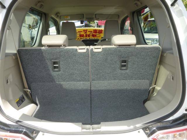 FA パールカラー フロア5速マニュアル キーレスエントリ- リアプライバシーガラス デュアルエアバック ABS 横滑り防止装置付き(19枚目)