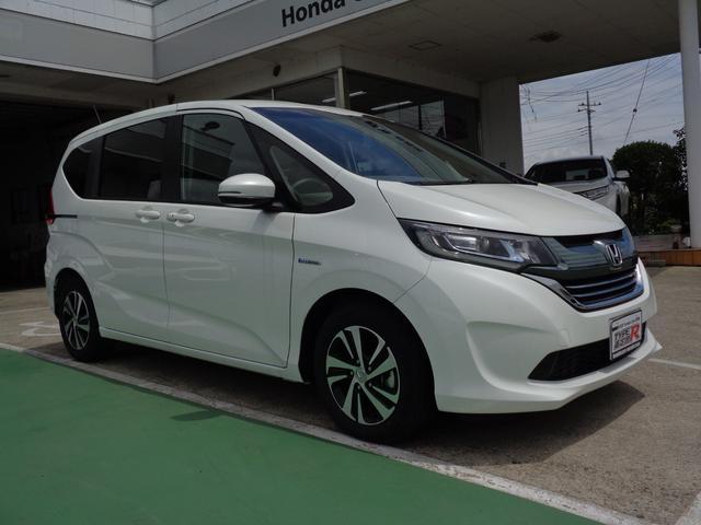 「ホンダ」「フリード」「ミニバン・ワンボックス」「栃木県」の中古車12