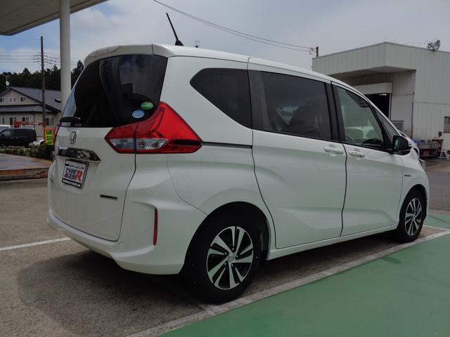 「ホンダ」「フリード」「ミニバン・ワンボックス」「栃木県」の中古車16
