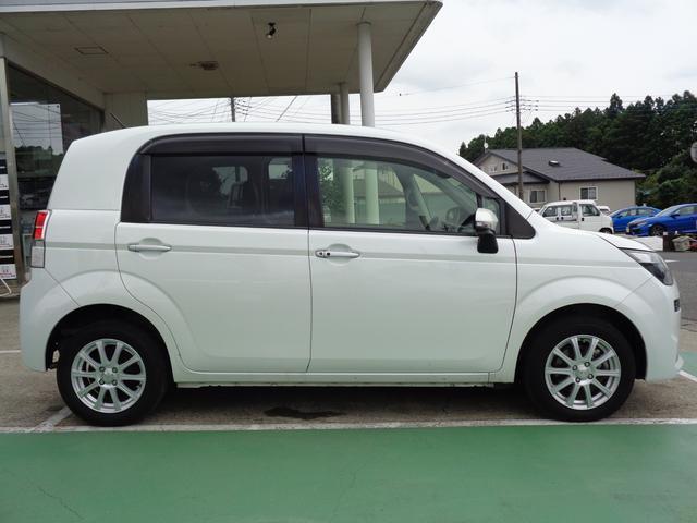「トヨタ」「スペイド」「ミニバン・ワンボックス」「栃木県」の中古車8