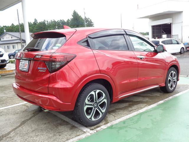 「ホンダ」「ヴェゼル」「SUV・クロカン」「栃木県」の中古車8