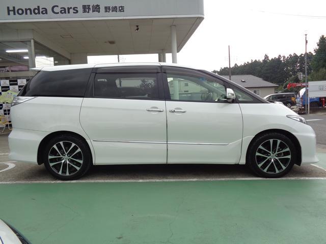 「トヨタ」「エスティマ」「ミニバン・ワンボックス」「栃木県」の中古車8