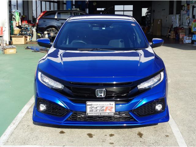 「ホンダ」「シビック」「コンパクトカー」「栃木県」の中古車2