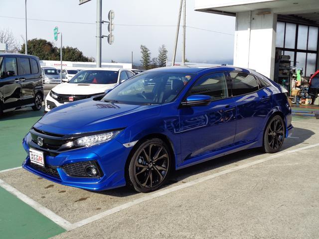 「ホンダ」「シビック」「コンパクトカー」「栃木県」の中古車7
