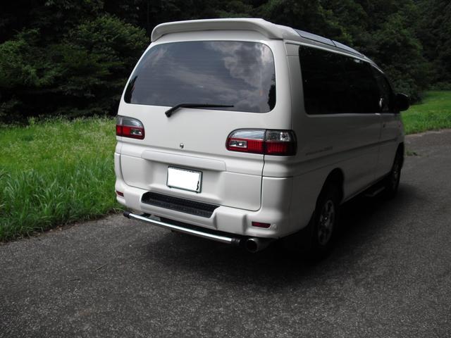 「三菱」「デリカスペースギア」「ミニバン・ワンボックス」「栃木県」の中古車7