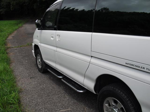「三菱」「デリカスペースギア」「ミニバン・ワンボックス」「栃木県」の中古車8