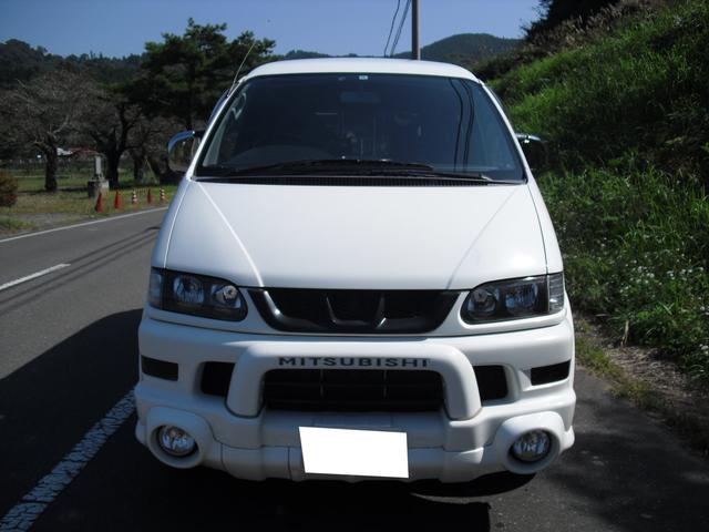 「三菱」「デリカスペースギア」「ミニバン・ワンボックス」「栃木県」の中古車2