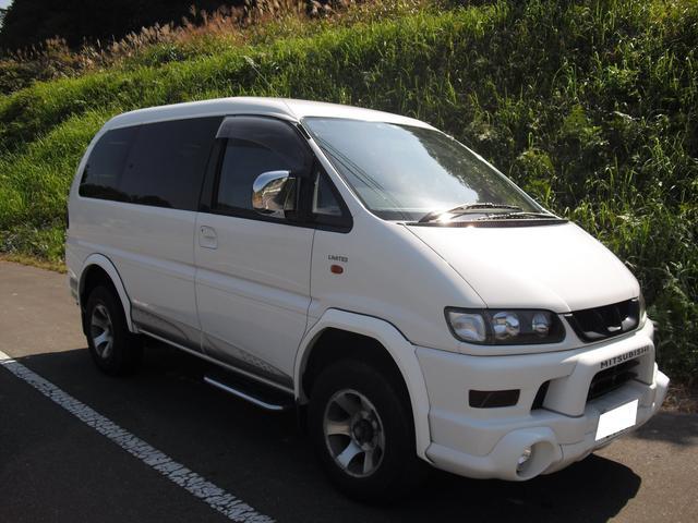「三菱」「デリカスペースギア」「ミニバン・ワンボックス」「栃木県」の中古車3