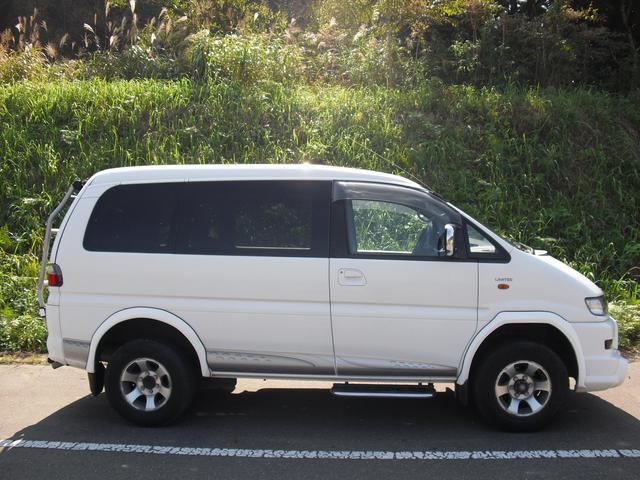 「三菱」「デリカスペースギア」「ミニバン・ワンボックス」「栃木県」の中古車4