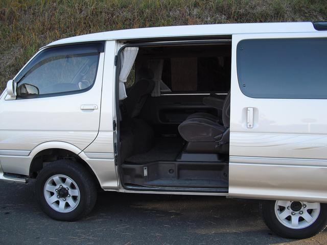 「トヨタ」「ハイエース」「ミニバン・ワンボックス」「栃木県」の中古車6