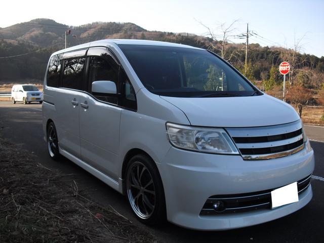 「日産」「セレナ」「ミニバン・ワンボックス」「栃木県」の中古車2