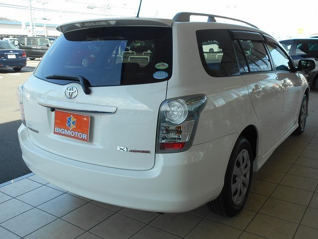 トヨタ カローラフィールダー Xエアロツアラー社外ナビ/ETC