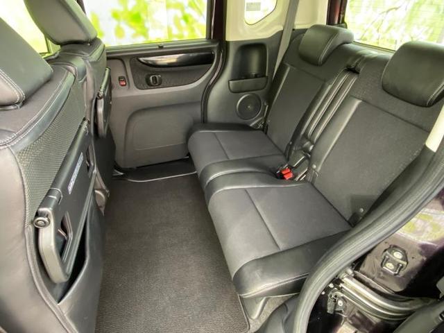 G・ターボLパッケージ 社外 7インチ メモリーナビ/両側電動スライドドア/シート ハーフレザー/ヘッドランプ HID/ETC/EBD付ABS/横滑り防止装置/アイドリングストップ/TV/エアバッグ 運転席 記録簿(7枚目)