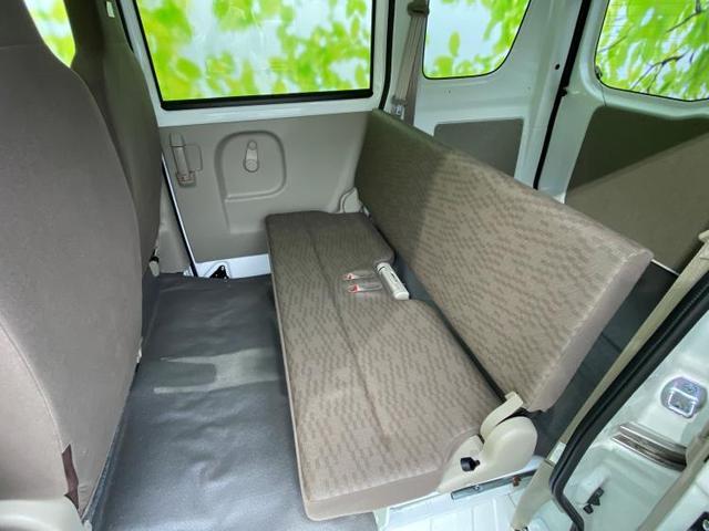 DX ハイルーフ/キーレス/デュアルエアバッグ/ヘッドライトレベライザー/ABS/リヤワイパー/プライバシーガラス/エアバッグ 運転席/エアバッグ 助手席/パワーステアリング/FR/マニュアルエアコン(7枚目)