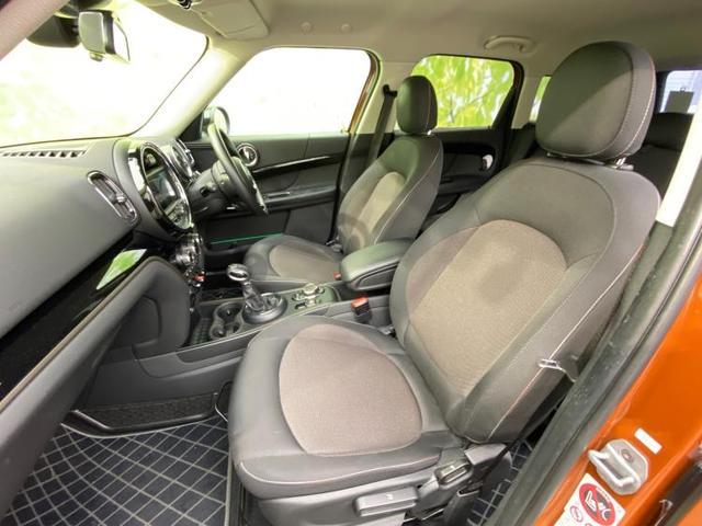 クーパーDクロスオーバーオール4 純正 HDDナビ/ヘッドランプ HID/ETC/EBD付ABS/横滑り防止装置/アイドリングストップ/ルーフレール/エアバッグ 運転席/エアバッグ 助手席/エアバッグ サイド/アルミホイール 4WD(6枚目)
