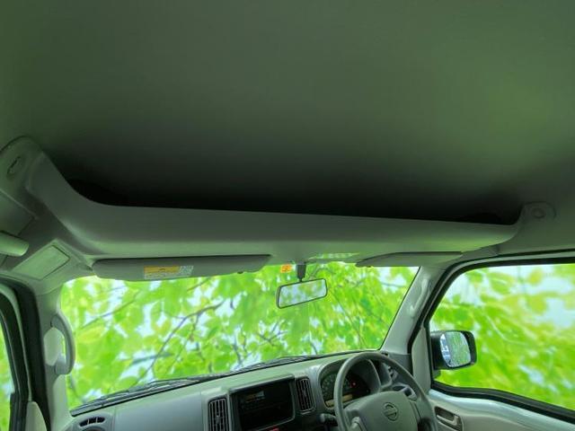 DX エアバッグ 運転席/エアバッグ 助手席/パワーステアリング/FR/マニュアルエアコン(13枚目)