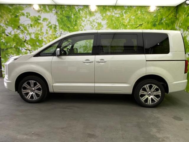 4WD P 両側電動スライドドア/車線逸脱防止支援システム/電動バックドア/ヘッドランプ LED/EBD付ABS/横滑り防止装置/アイドリングストップ/エアバッグ 運転席/エアバッグ 助手席/パワーウインドウ(2枚目)