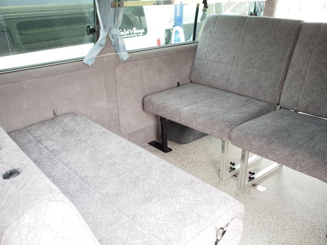 オリジナルキャンピング ディーゼル4WD Nox・PM適合(20枚目)