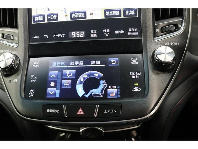 アスリートS フルセグTV アルミホイール スマートキー バックカメラ ETC 衝突防止システム 盗難防止システム サイドエアバッグ LEDヘッドランプ パワーシート ミュージックプレイヤー接続可(7枚目)