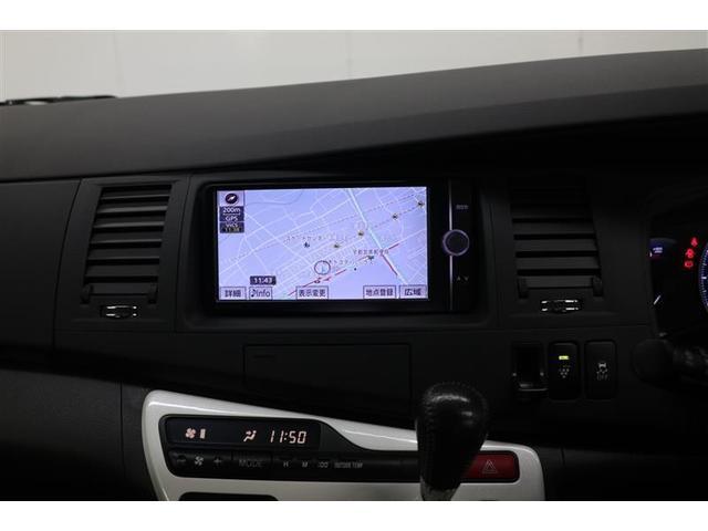 プラタナ Vセレクション・ブラン HDDナビ フルセグTV アルミホイール 両側電動スライドドア スマートキー バックカメラ ETC 盗難防止システム 記録簿 HIDヘッドライト 3列シート CD 横滑り防止装置 DVD再生(5枚目)