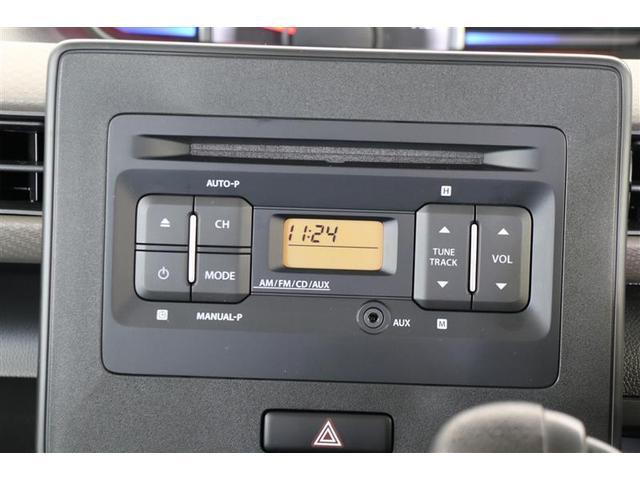 ハイブリッドFX スマートキー 盗難防止システム 横滑り防止装置 ベンチシート ミュージックプレイヤー接続可 衝突防止システム アイドリングストップ CD ABS エアバッグ エアコン パワーステアリング(6枚目)