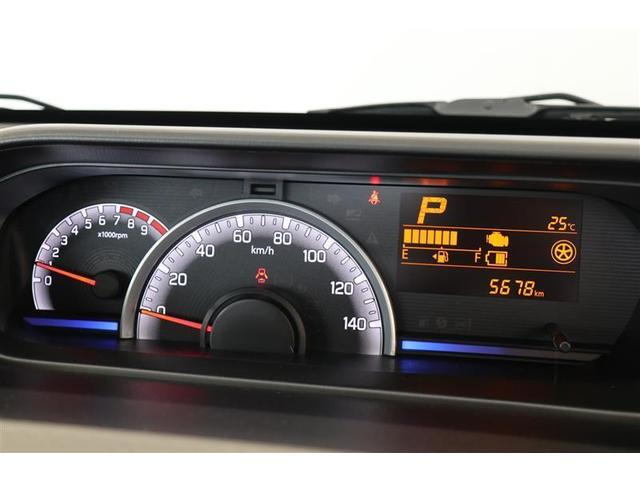 ハイブリッドFX スマートキー 盗難防止システム 横滑り防止装置 ベンチシート ミュージックプレイヤー接続可 衝突防止システム アイドリングストップ CD ABS エアバッグ エアコン パワーステアリング(19枚目)