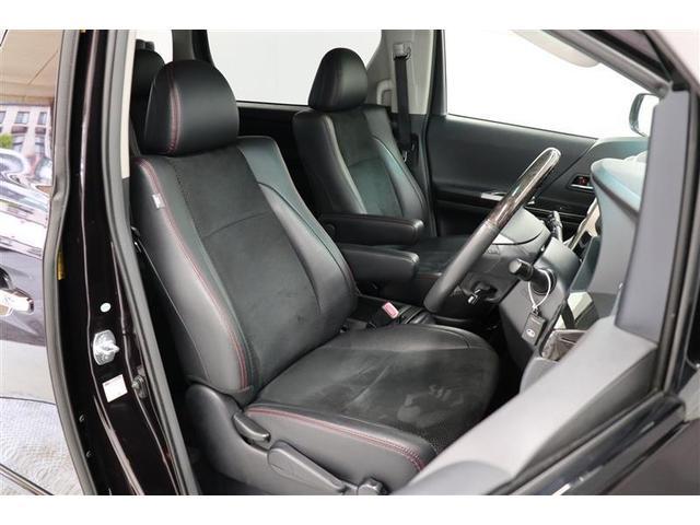 セダンタイプのシートと比較すると座面が高いため、身体への負担が少なく、ロングドライブでも疲れ知らずです♪