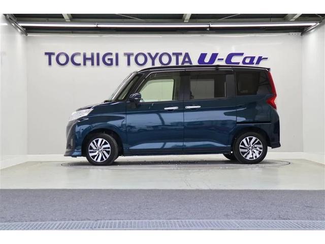 「トヨタ」「ルーミー」「ミニバン・ワンボックス」「栃木県」の中古車2