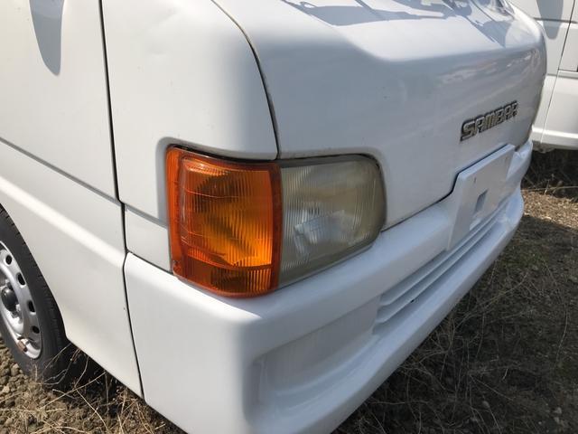 「スバル」「サンバートラック」「トラック」「群馬県」の中古車16