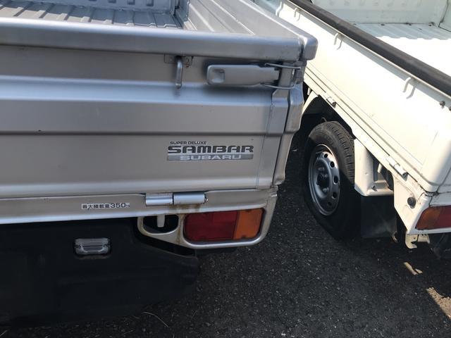 「スバル」「サンバートラック」「トラック」「群馬県」の中古車13
