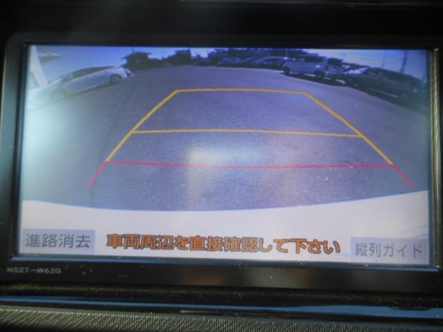トヨタ アクア GS/純正SDナビ