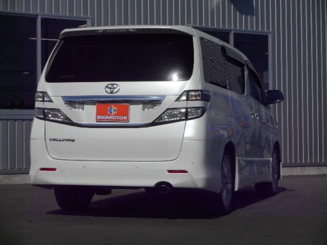 トヨタ ヴェルファイア 2.4ZプラチナセレクションWSR