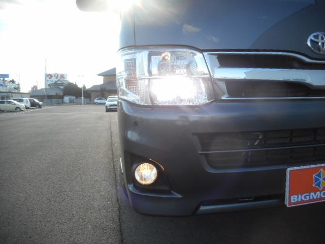 トヨタ レジアスエースバン ロングスーパーGL ナビ