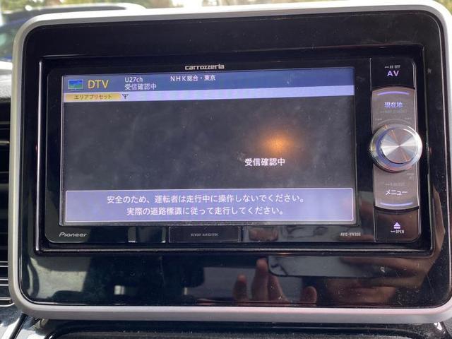 ハイブリッドXSターボ 両側連動スライド ナビ TV ETC(9枚目)