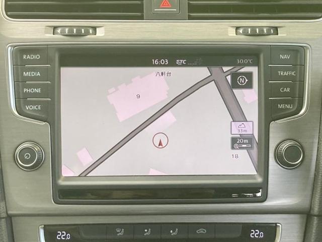 TSIコンフォートラインBMT 純正 メモリーナビ/パーキングアシスト バックガイド/ヘッドランプ HID/ETC/EBD付ABS/横滑り防止装置/アイドリングストップ/バックモニター/TV/エアバッグ 運転席 バックカメラ(9枚目)