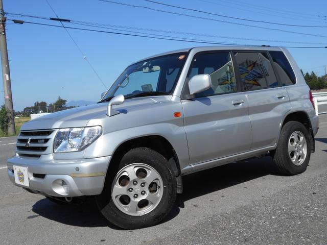 「三菱」「パジェロイオ」「SUV・クロカン」「茨城県」の中古車2