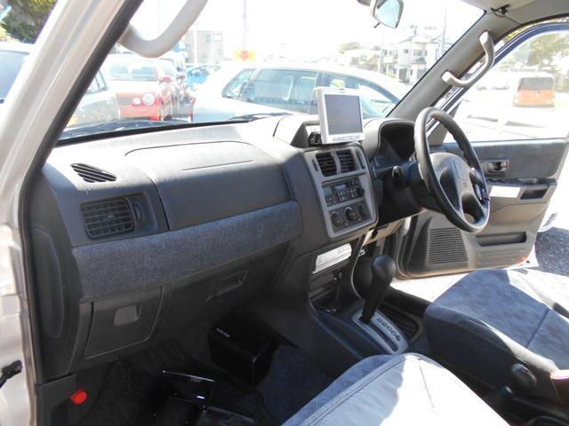 「三菱」「パジェロイオ」「SUV・クロカン」「茨城県」の中古車7