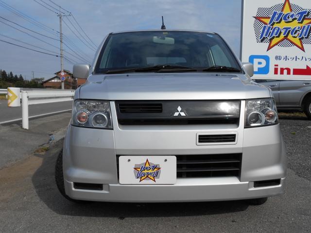 「三菱」「eKスポーツ」「コンパクトカー」「茨城県」の中古車3