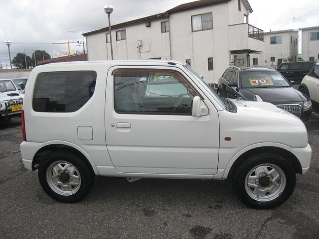 「スズキ」「ジムニーL」「コンパクトカー」「栃木県」の中古車4