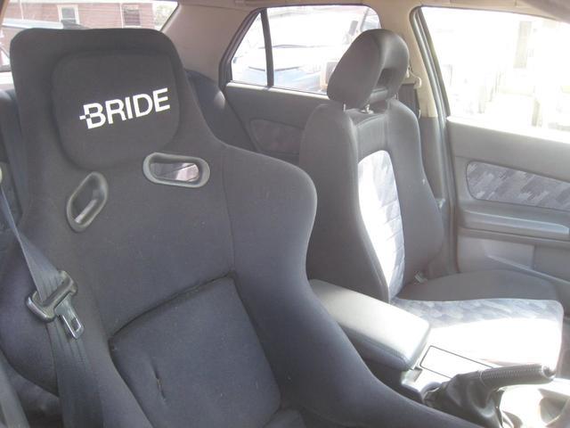 BRIDEフルバケ☆