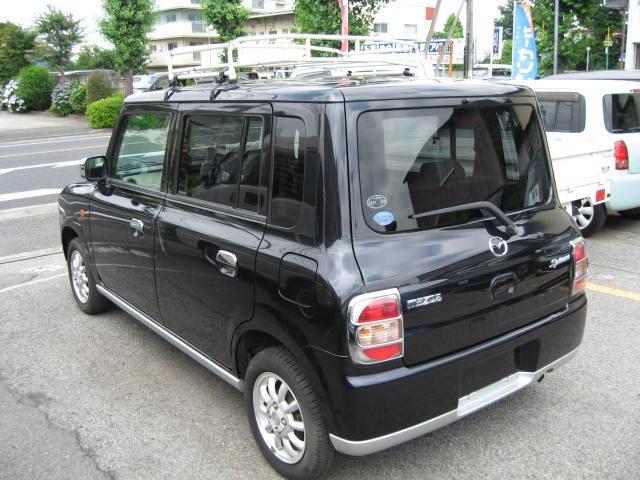 「マツダ」「スピアーノ」「軽自動車」「群馬県」の中古車4