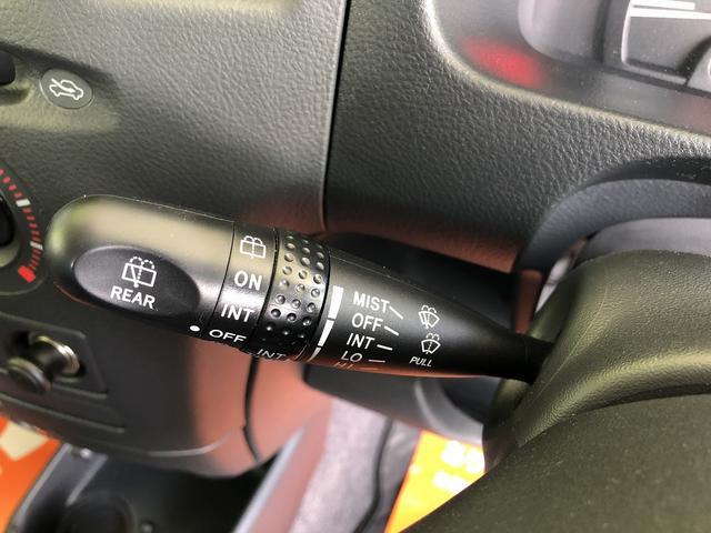 UL Xパッケージ ワンオーナー 5速マニュアル 走行28100km台 全席パワーウインドウ 電動格納ミラー 純正キーレス 間欠調整ワイパー プライバシーガラス ヘッドライトレベライザー シートリフター センターテーブル(51枚目)