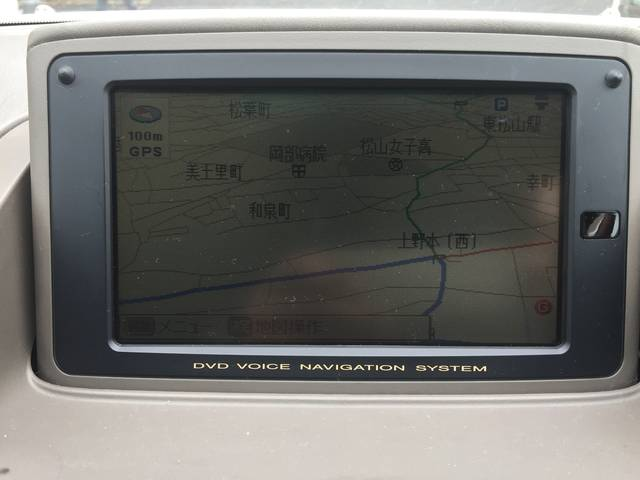 トヨタ プログレ NC250 iRバージョン