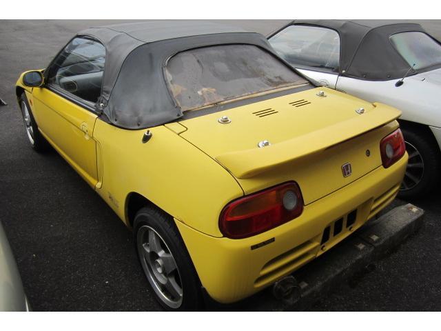 「ホンダ」「ビート」「オープンカー」「栃木県」の中古車4