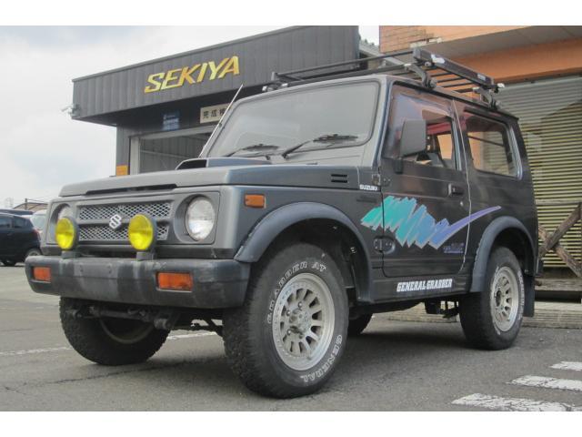 スズキ ジムニー バン HC 4WD 走行36000KM