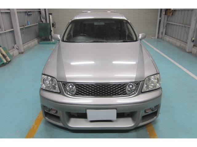 「日産」「ステージア」「ステーションワゴン」「栃木県」の中古車2