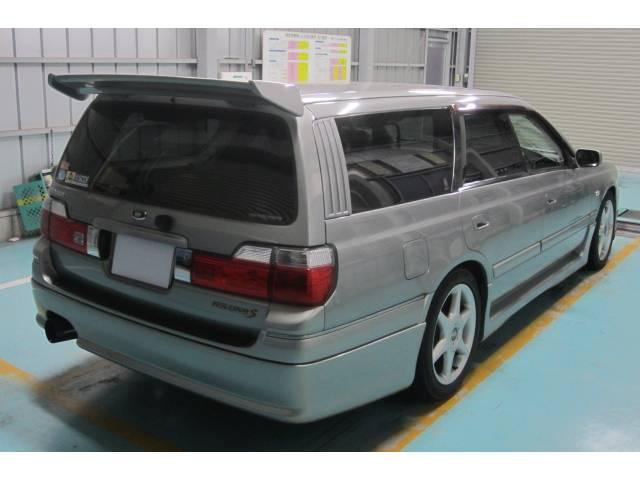 「日産」「ステージア」「ステーションワゴン」「栃木県」の中古車5